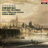 Album artwork for Dvorak: Symphony #8, Nocturne for Strings