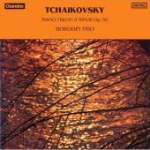 Album artwork for Tchaikovsky: Piano Trio in A Minor / Borodin Trio
