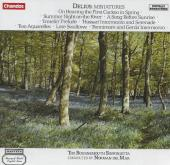 Album artwork for Delius: Miniatures