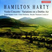 Album artwork for Harty: Violin Concerto, Variations on a Dublin Air